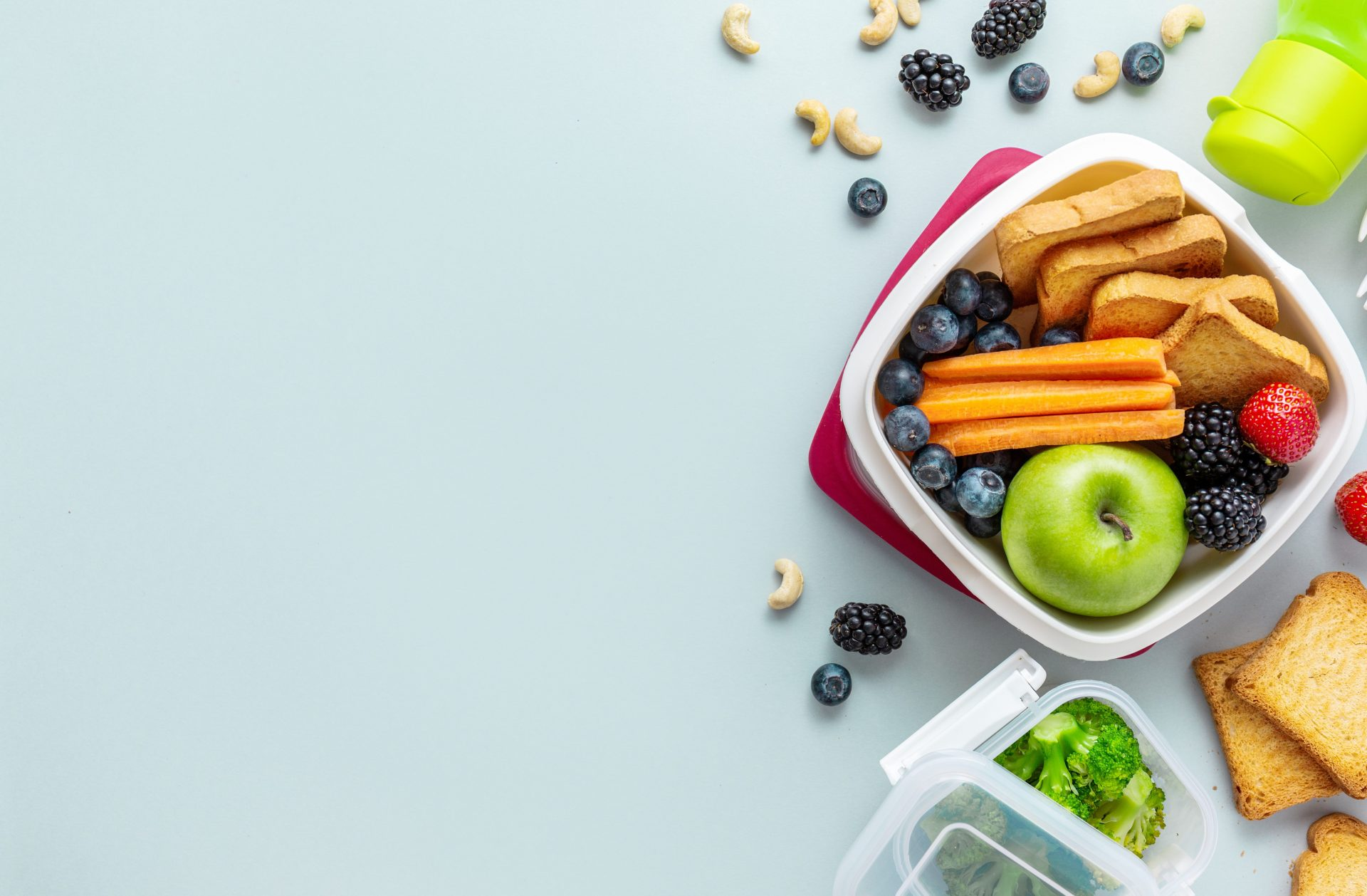 Top 10 back to school lunch ideas by NutriProCan