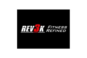 Rev3K Logo